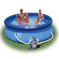 nadzemní bazén intex