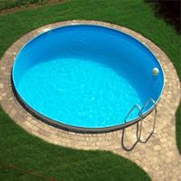 samonosný nadzemní bazén